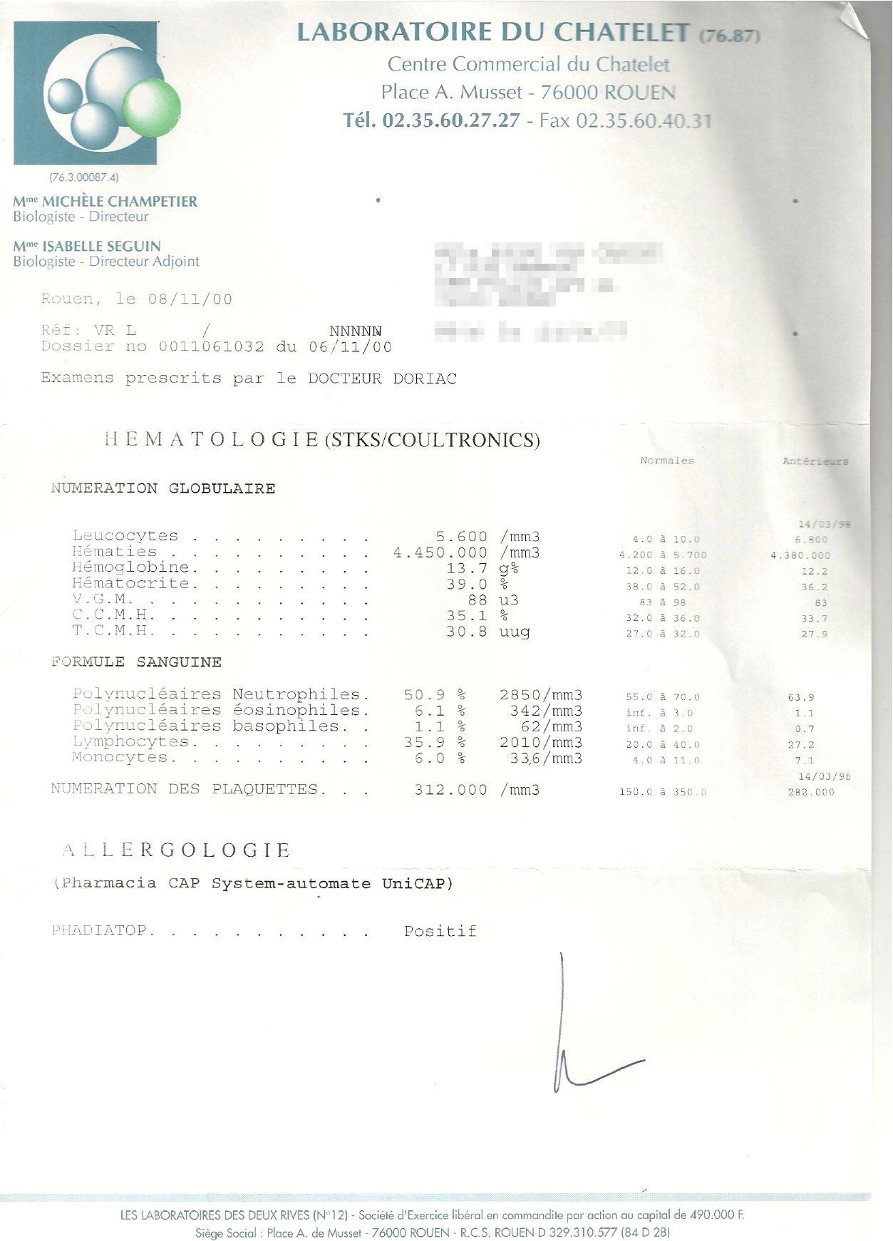 HEMATOLOGIE_112000